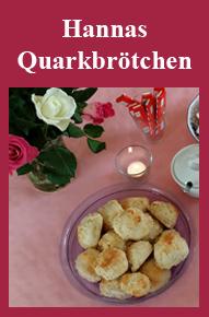 Quarkbrötchen